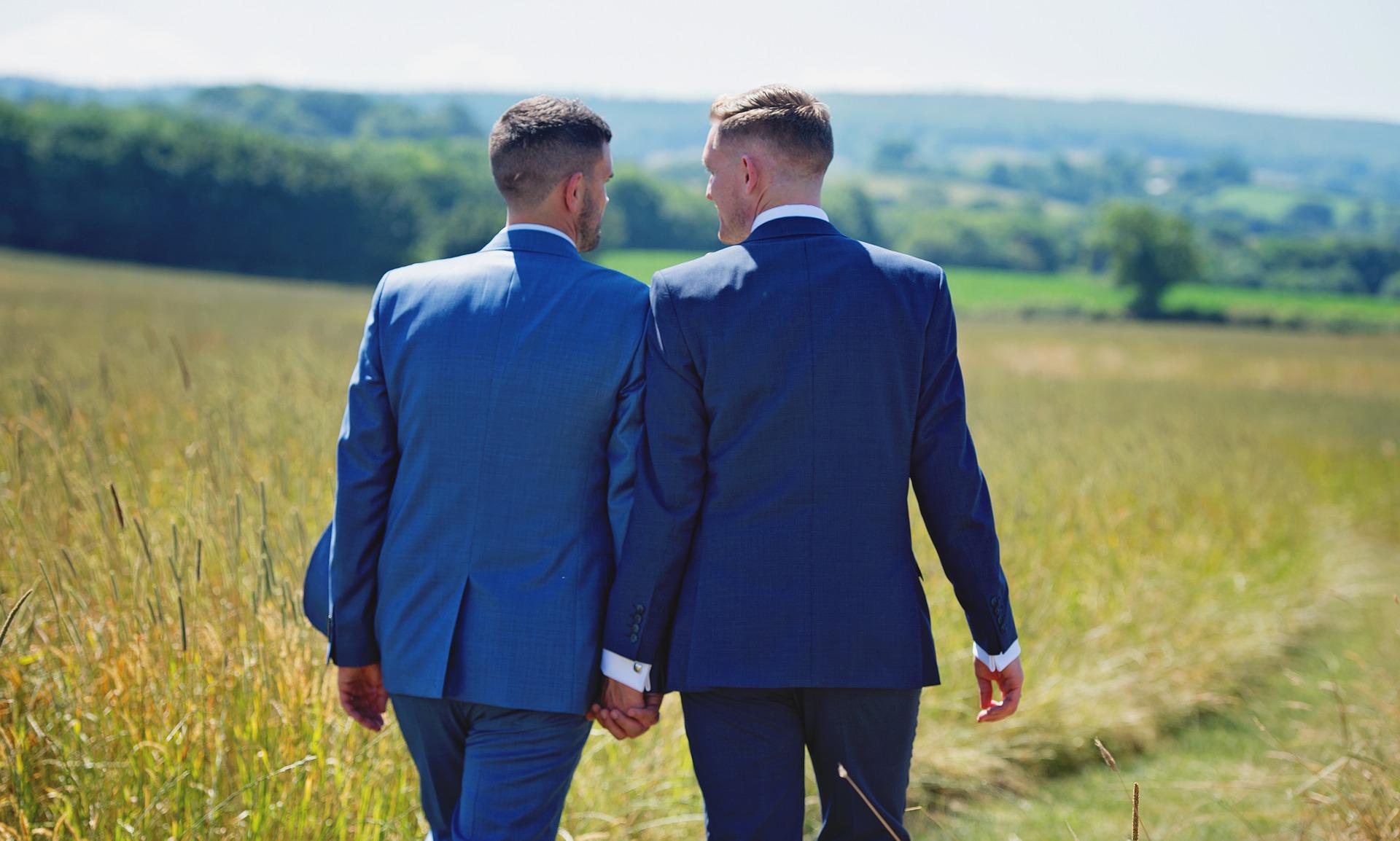 homosexuální dvojice