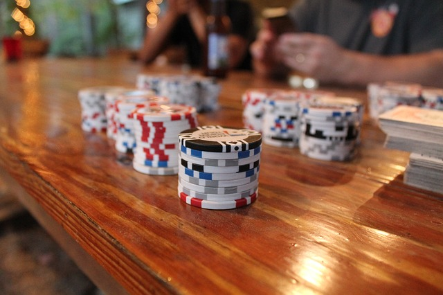 rozdaný poker