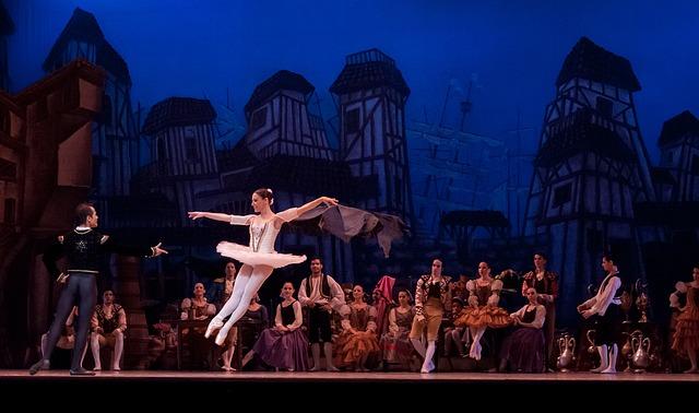klasický balet