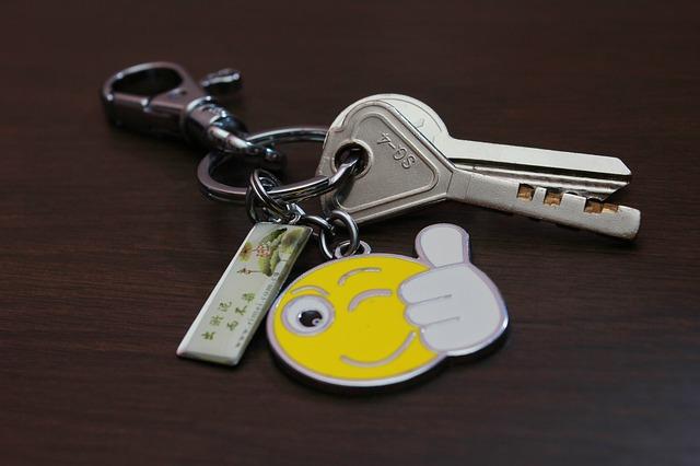 klíč k majetku